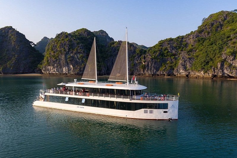 JADESAILS - HALONG & LAN HA BAY LUXURY DAY TOUR