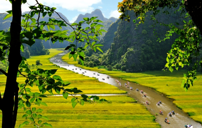 Ninh Binh Hidden Charming 2 Days 1 Night Package